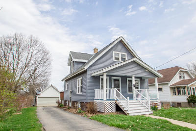 Watertown Single Family Home Active Contingent With Offer: 729 N Church St