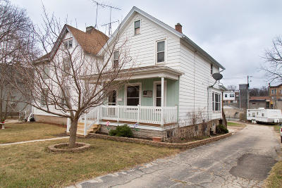 Plymouth Single Family Home Active Contingent With Offer: 431 E Main St