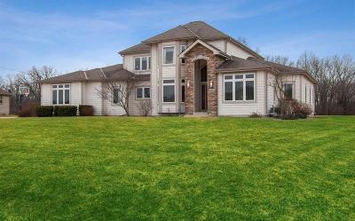 Hartland Single Family Home For Sale: N73w29039 Bark River Rd