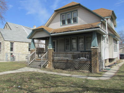 Milwaukee County Single Family Home For Sale: 1418 S 60th St
