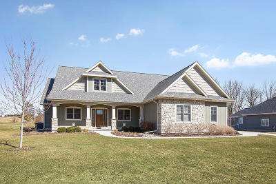 Sheboygan Falls Single Family Home Active Contingent With Offer: 302 Settlers Cir