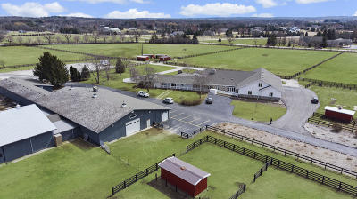 Waukesha County Single Family Home For Sale: W328s3850 Mesa Trl