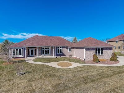 Oconomowoc Single Family Home For Sale: 817 Red Oak Dr