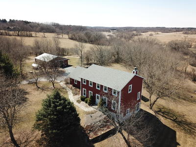 Single Family Home Active Contingent With Offer: W290s6459 Holiday Rd