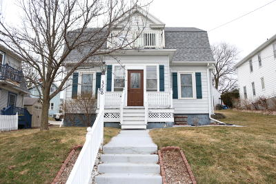 Hartford Single Family Home Active Contingent With Offer: 328 W State St.