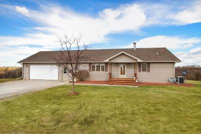 Coon Valley Single Family Home Active Contingent With Offer: W2298 Kammel Coulee Rd