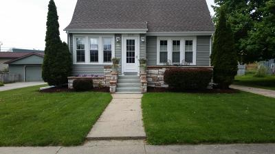 Elkhorn Single Family Home For Sale: 208 S Wisconsin Street