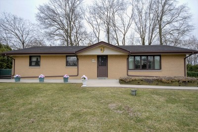 Muskego Single Family Home Active Contingent With Offer: S65w12697 Byron Rd