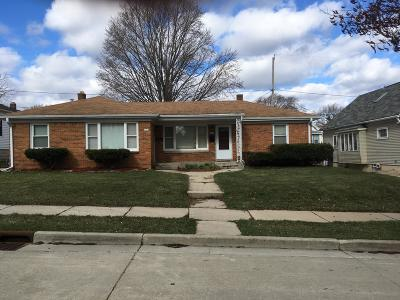 West Allis Two Family Home Active Contingent With Offer: 2159 S 88th St #2161