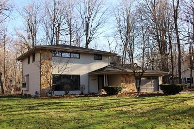 Waukesha Single Family Home Active Contingent With Offer: N26w22144 Glenwood Ln