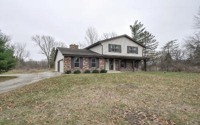Pleasant Prairie Single Family Home For Sale: 5149 93rd St