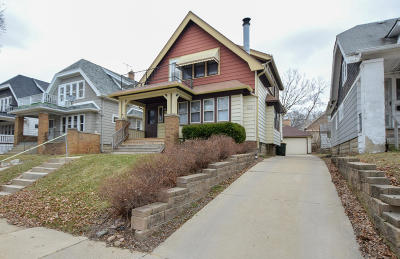 Wauwatosa WI Two Family Home Sold: $223,000