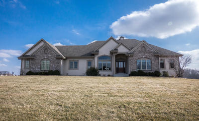 Jefferson County Single Family Home For Sale: W2125 North Side Dr