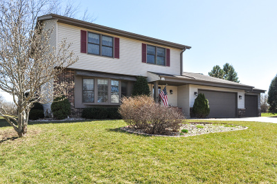 Muskego Single Family Home Active Contingent With Offer: W161s7484 Erin Ct