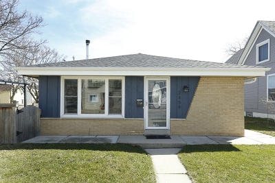 Milwaukee Single Family Home Active Contingent With Offer: 2454 S Howell Ave