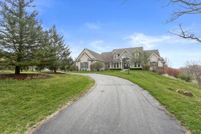 Lake Geneva Single Family Home For Sale: N157 Bissell Rd