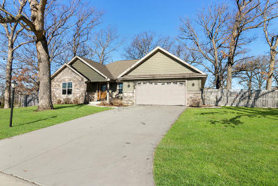 Pleasant Prairie Single Family Home For Sale: 8794 84th St