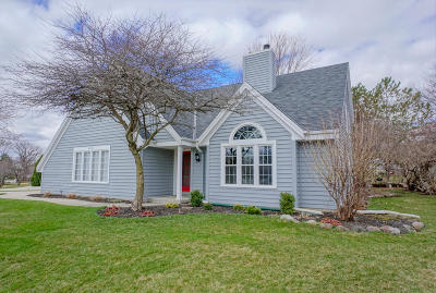 Waukesha Single Family Home Active Contingent With Offer: 806 S University Dr