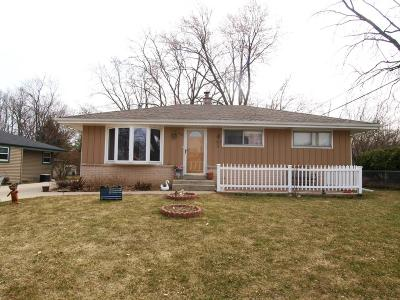 Greenfield Single Family Home For Sale: 6709 W Leroy Ave