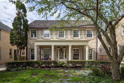 Whitefish Bay Single Family Home For Sale: 340 E Carlisle Ave