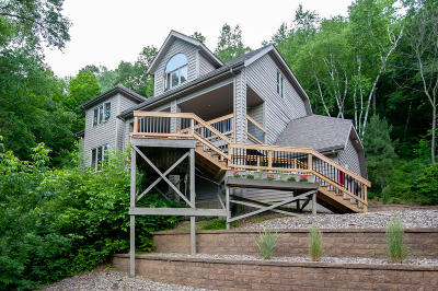 La Crosse Single Family Home For Sale: W5190 Birchwood Ln