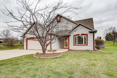 Waterford Single Family Home Active Contingent With Offer: 523 Fairview Cir