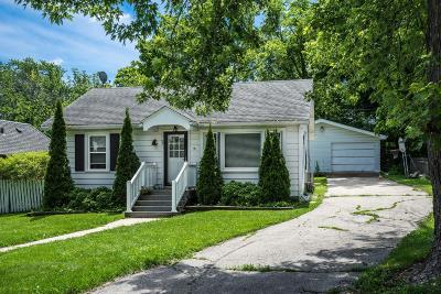 Williams Bay Single Family Home Active Contingent With Offer: 55 Cherry St