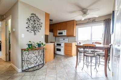 Condo/Townhouse Active Contingent With Offer: 1661 W Edgerton Ave #K