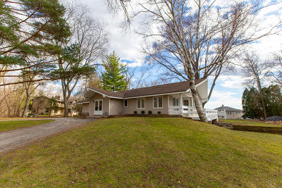 Muskego Single Family Home Active Contingent With Offer: S106w20183 N Shore Dr