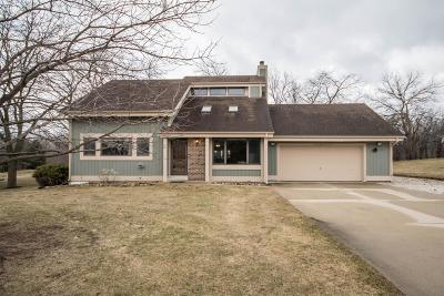Eagle Single Family Home Active Contingent With Offer: S97w36851 Juniper Ln