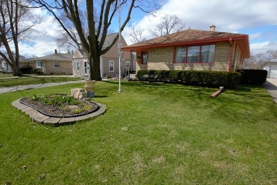 Single Family Home For Sale: 1203 S 117th St