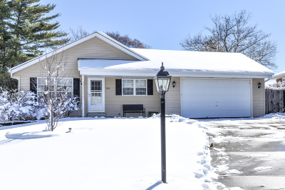 South Milwaukee Single Family Home For Sale: 3805 Russet Ln