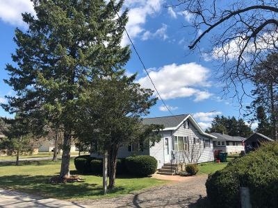 Pell Lake Single Family Home Active Contingent With Offer: N1340 Cedar Rd