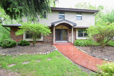 Waukesha County Single Family Home For Sale: 322 S Dylan Rd