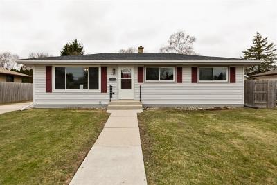Sheboygan Single Family Home For Sale: 2004 N 27th St