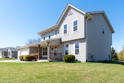 Germantown Single Family Home Active Contingent With Offer: N103w16612 Country Ct