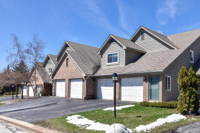 Waukesha County Condo/Townhouse For Sale: 18600 Brookfield Lake Dr #53