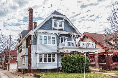 Milwaukee WI Two Family Home For Sale: $435,000