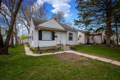 Single Family Home For Sale: 6043 N 38th St