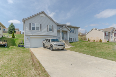 Watertown Single Family Home Active Contingent With Offer: 600 Brookstone Way