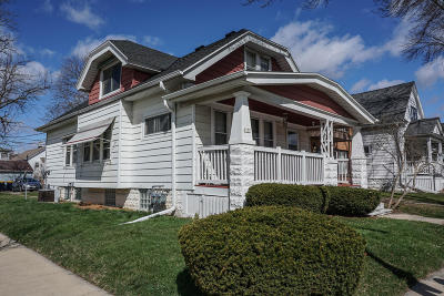West Allis Two Family Home For Sale: 2177 S 75th St #7506 W G
