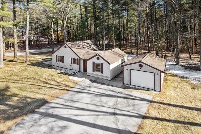 Sheboygan Single Family Home For Sale: 4906 Evergreen Dr