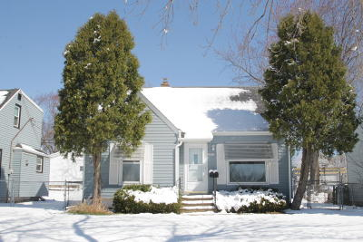 Greenfield Single Family Home Active Contingent With Offer: 3612 W Howard Ave
