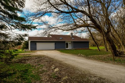 Pewaukee Single Family Home Active Contingent With Offer: N46w23423 Lindsay Rd