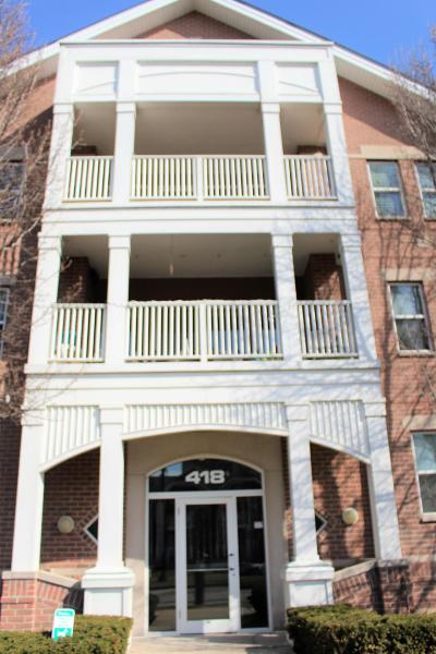 Kenosha Condo/Townhouse Active Contingent With Offer: 418 56th St #307