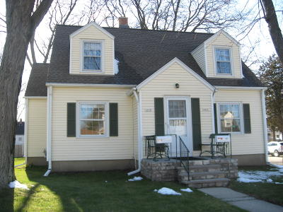 West Allis Two Family Home For Sale: 1031 S 86th St #1033