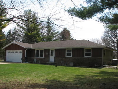 Single Family Home Active Contingent With Offer