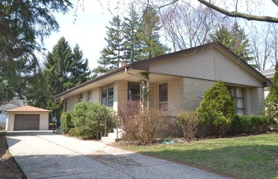 Milwaukee County Single Family Home For Sale: 2357 N 114th St