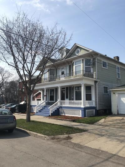 Racine Multi Family Home For Sale: 314 10th St