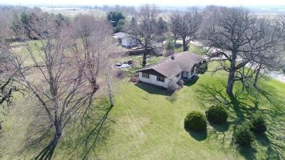 Whitewater Single Family Home For Sale: W8060 Bluff Rd
